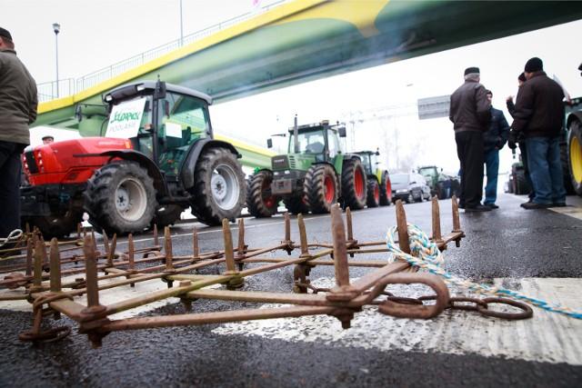 Protest Rolników w Białymstoku. W pow. łęczyckim rolnicy będą protestowali 9 maja. Droga będzie zablokowana.