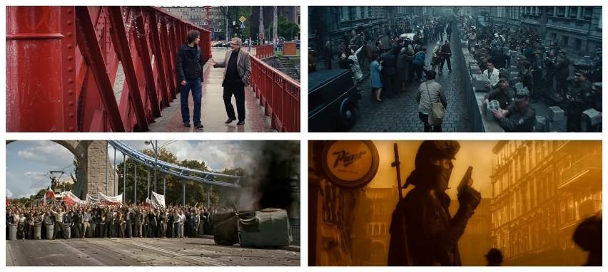Wrocław jest popularnym miastem dla filmowców nie tylko...