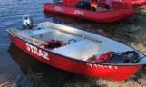 Akcja ratunkowa na zalewie w podkieleckiej Cedzynie. Pływaczka wzywała pomocy