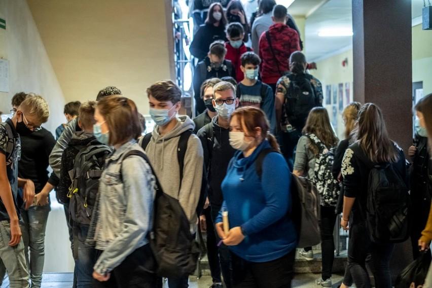 Protest Uczniowski w Łodzi i w regionie. Czego domaga się młodzież?