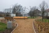 Park kieszonkowy na Łazarzu. Zobacz, jak wygląda zieleniec przy Kolejowej [ZDJĘCIA]