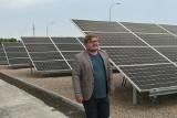 Farma fotowoltaiczna powstała w Kielcach. Produkuje prąd ze słońca (WIDEO)