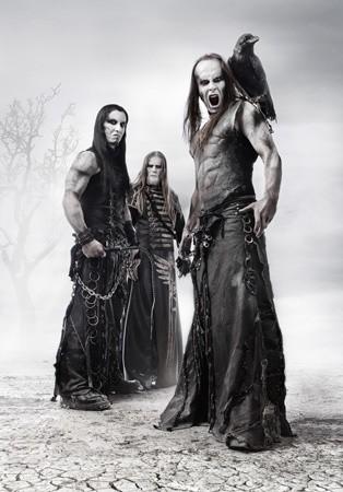 Wokalistą zespołu Behemot jest Adam Nergal Darski