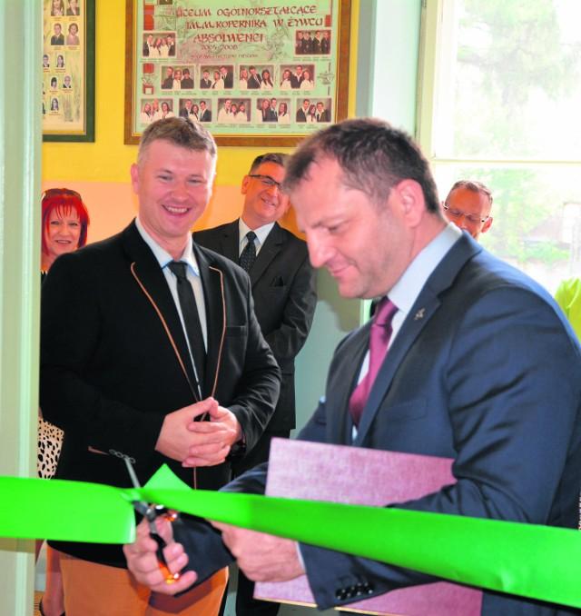 Walczyliśmy o to miejsce od ośmiu lat - mówi Bogumił Kanik, komendant Śląskiej Wojewódzkiej Komendy OHP w Katowicach