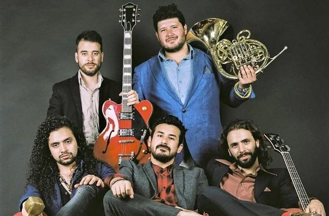 CORNO Brass Music Festival w Zielonej Górze. W sobotę, 17 października 2020 r. w Piwnicy Artystycznej Kawon zagra Los Pitutos