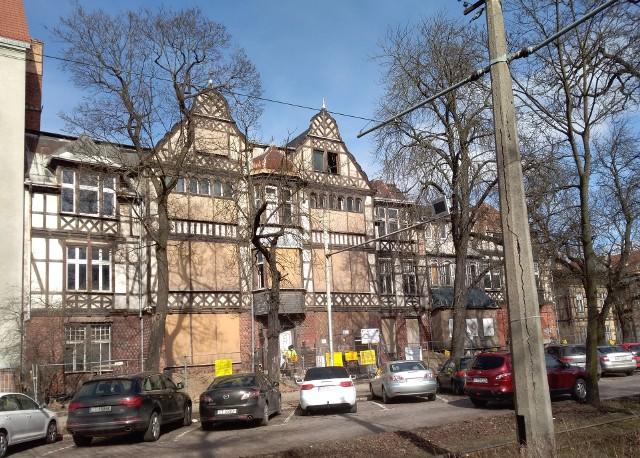 Władze miasta zapewniają, że sytuacja przy Bydgoskiej 50-52 jest pod kontrolą.