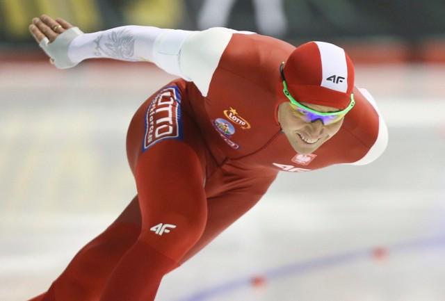 Zbigniew Bródka został mistrzem Polski w biegu na 3000 m