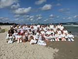 Trenowali karate w morzu! Obóz Skarżyskiego Klubu Sportów Walki zakończony, a teraz pora na Letnią Akademię Karate [ZDJĘCIA]
