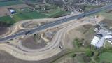 Niepołomice. Mieszkańcy chcą ograniczeń na nowym zjeździe z autostrady. GDDKiA odmawia