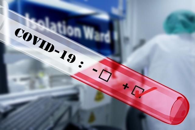W Kujawsko-Pomorskiem odnotowano od początku pandemii 43 262 przypadki zakażenia koronawirusem