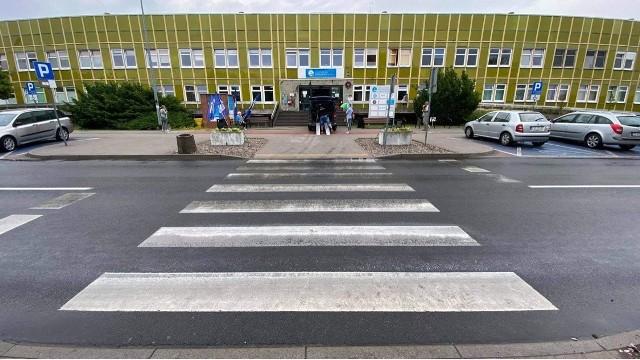 """Przy szpitalu w Gorzowie ma powstać parking typu """"kiss and ride""""."""