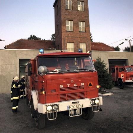 Dziś powodem do dumy małomickich strażaków jest odremontowana remiza.