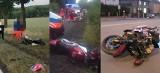 Motocykliści giną w wypadkach na stargardzkich drogach