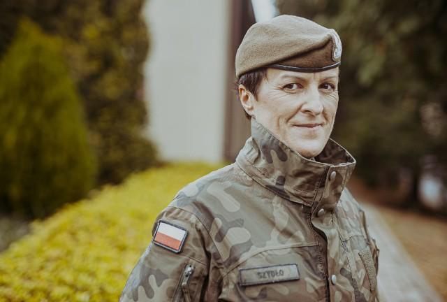 st. szer. Lidia Szydło - 3 Podkarpacka Brygada Obrony Terytorialnej