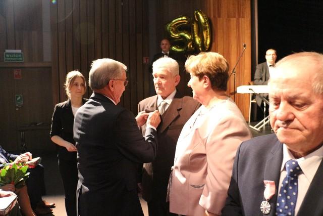 Uroczystości złotych godów, NDK, 15-16 listopada 2019 r.