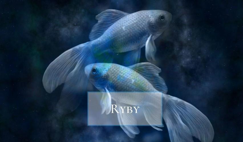 Artystyczne Ryby są niezwykle delikatne. Wrażliwcy,...