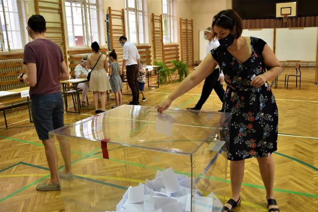 Wybory prezydenckie 2020. Frekwencja w woj. opolskim o godz. 17 wynosiła ponad 42,3 proc.