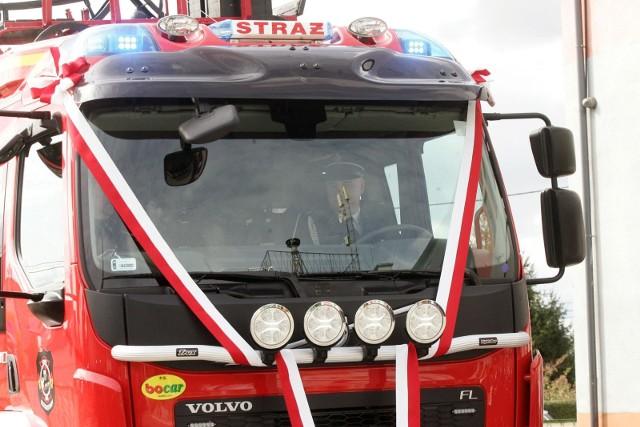 Czy jeden z obiecanych przez MSWiA wozów strażackich trafi do Osielska?