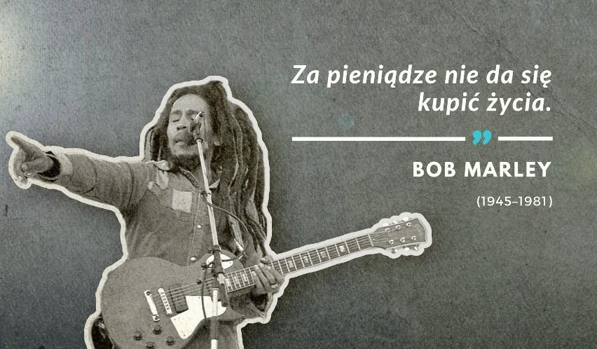Ostatnie słowa wypowiedziane przez Boba Marleya 11 maja 1981...