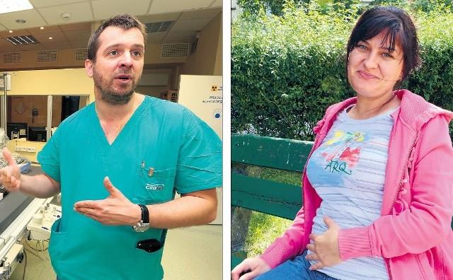 - Moja wada serca nie jest dziedziczna, więc jestem spokojna o serce synka - mówi Marta Sitek. - Jestem już w 17 tygodniu ciąży i od czasu zbiegu arytmia serca nie powróciła. Dziecko ma już ponad 10 cm długości i rozwija się prawidłowo.