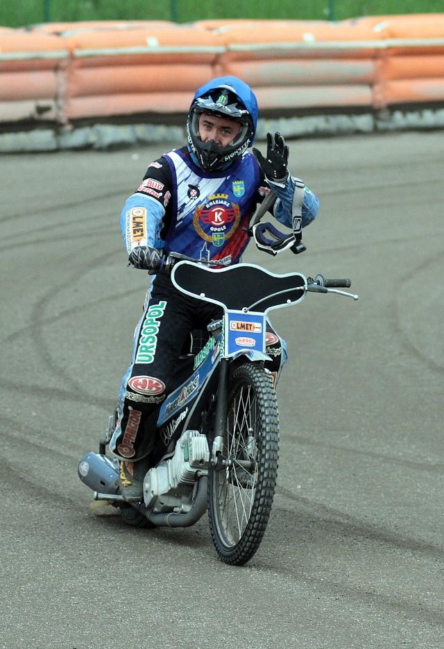 Mariuszowi Staszewskiemu nie udało się awansować do półfinału.