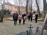 Obchody Dnia Pamięci Ofiar Zbrodni Katyńskiej na Cmentarzu Katedralnym w Sandomierzu [DUŻO ZDJĘĆ]