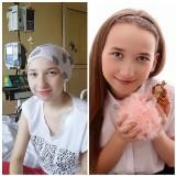 """13-letnia Kinga ma nowotwór złośliwy mózgu. """"Morsy z Szepietowa"""" chcą pomóc dziewczynce. Dołącz do nich w niedzielę!"""