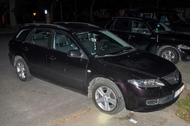 16-latek jest podejrzewany o to, że okradł samochód z Łęknicy i porzucił go w Torzymiu.