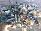 Nurkowie wyławiali śmieci z jeziora Glibiel w Łochowicach przed rozpoczęciem sezonu. Co znaleźli na dnie jeziora?