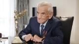 110-letni biegający przykład. Lekkoatleta senior ze Świdnicy został wyróżniony