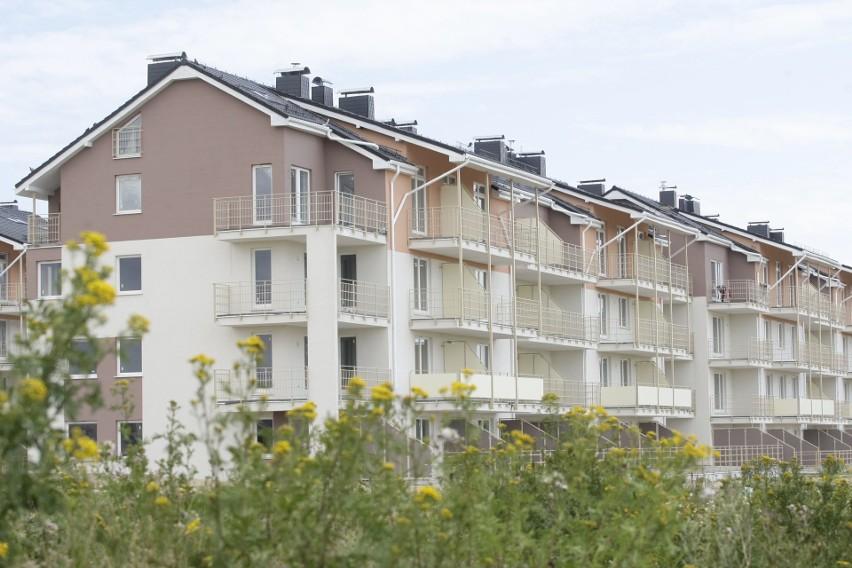 W lipcu 2020 r. nowych mieszkań oddano do użytku więcej niż przed rokiem.