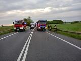 Tragiczny wypadek w Biesiekierzu. Zginął motorowerzysta potrącony przez pijaną 25-latkę