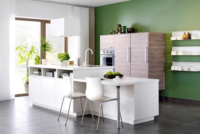 Innowacyjne kuchnie od firmy IKEA już w Polsce (ZDJĘCIA)Innowacyjne i tanie kuchnie IKEA już w Polsce (ZDJĘCIA)