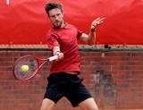 Maciej Rajski w finale eliminacji Pekao Szczecin Open. ZDJĘCIA