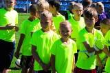Rywalizacja młodych piłkarzy [WIDEO]