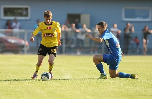 Patryk Stępiński nie zagra w meczach reprezentacji Polski do lat 19 z Cyprem