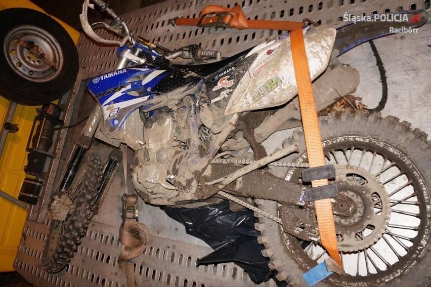 Śmiertelny wypadek w Tworkowie. Nie żyje motocyklista