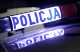 Śmiertelny wypadek w Gołaszynie. Nie żyje rowerzysta. Droga jest zablokowana