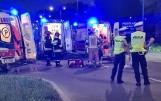 Po dramatycznym wypadku w Kielcach. Zmarł mężczyzna potrącony na ulicy Grunwaldzkiej