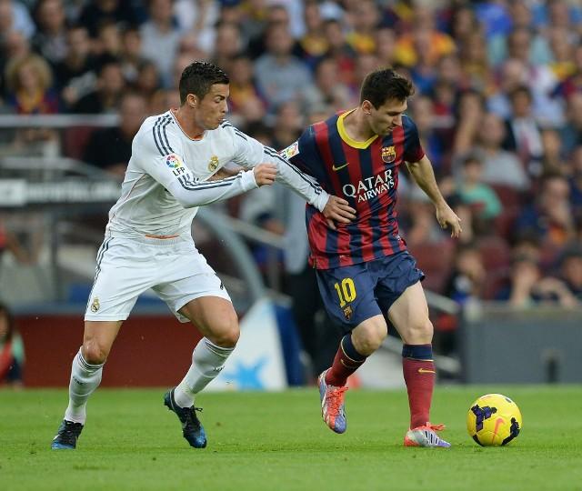 Cristiano Ronaldo i Lionel Messi