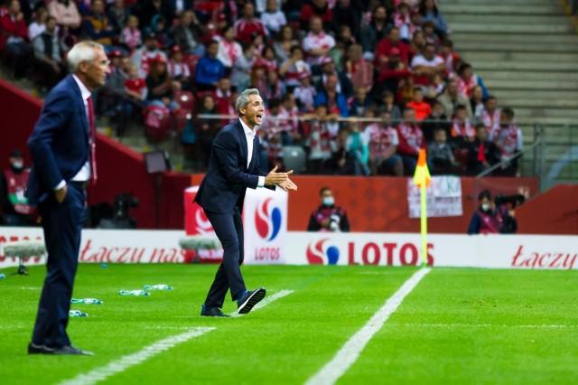Paulo Sousa przed meczem z San Marino: Nie wiem jeszcze, ile zmian w składzie zrobimy