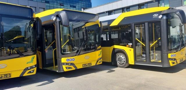 Nowe autobusy w Nowym Targu