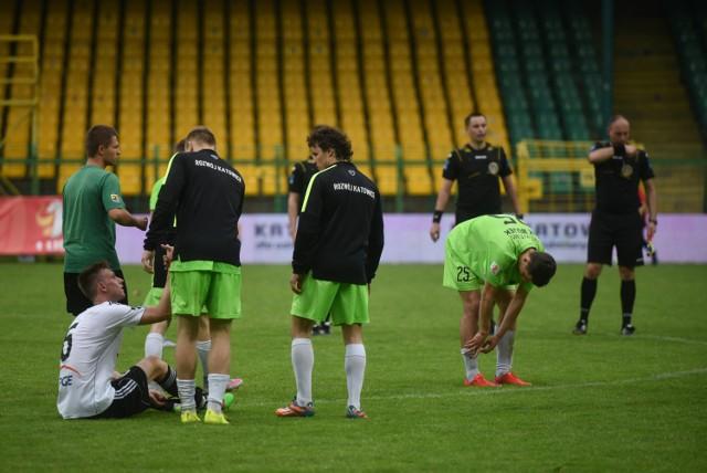 Rozwój Katowice wraca do drugiej ligi