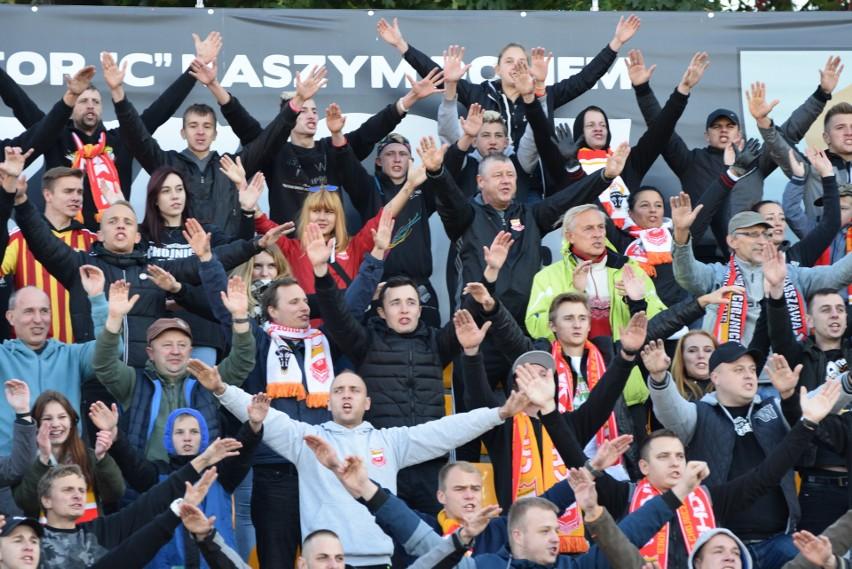 3740 kibiców obserwowało spotkanie Chojniczanka - Legia...
