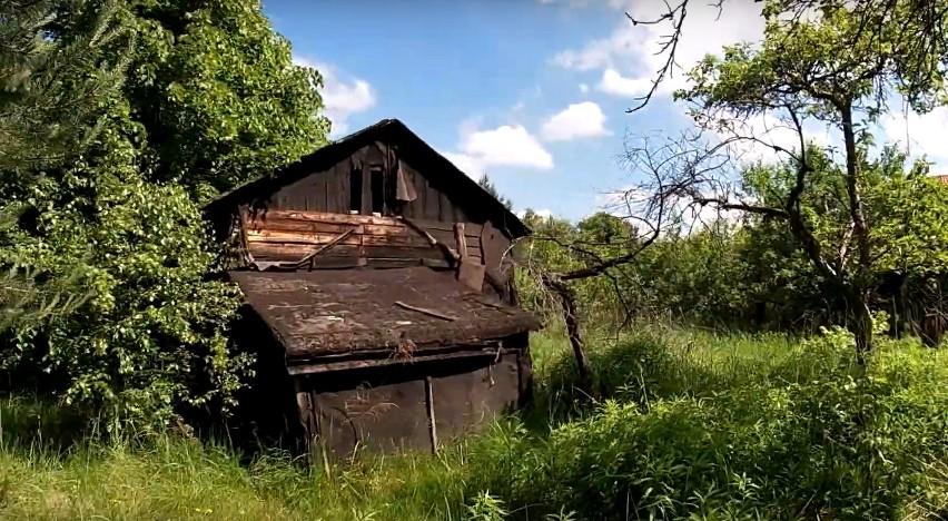 Tak wyglądają opuszczony dom i kamienica w Sosnowcu...