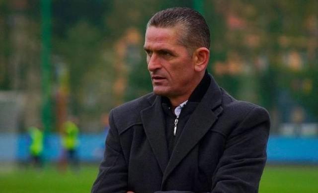 Damian Łukasik prowadził drużynę Lecha Rypin od grudnia 2020 roku