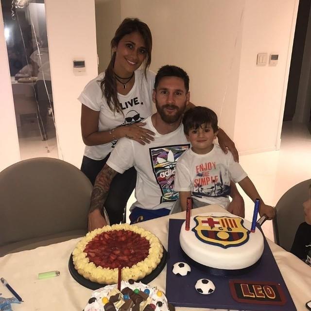 Wesele Lionela Messiego odbyło się w Argentynie.