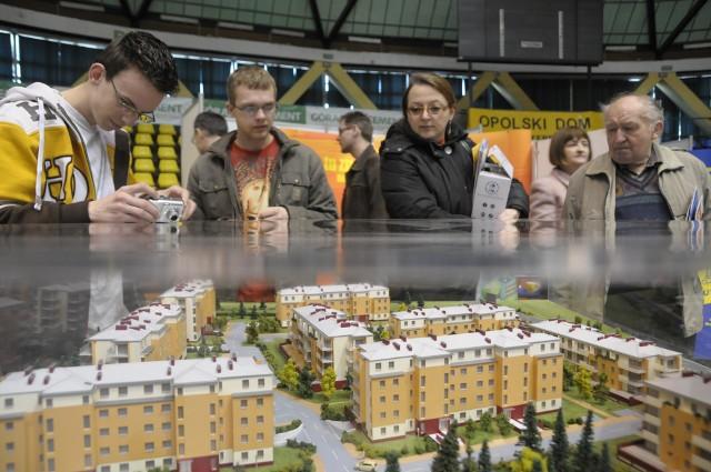 opolskie targi budownictwaJesienne targi budownictwa w Opolu potrwają dwa dni.