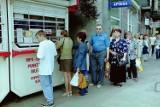 Dworzec Łódź Fabryczna na starych zdjęciach. Łódź w latach 90. XX wieku. Łódź na starych zdjęciach z lat 90! ZOBACZ ZDJĘCIA 16.09.2021