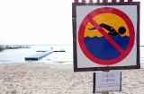 Zakaz kąpieli w Lubczynie. Przez najbliższe dni kąpielisko będzie zamknięte